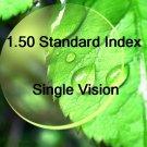 1.50 Standard Single Vision lens no-coating