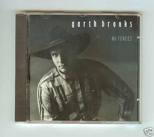 No Fences - Brooks, Garth (CD 1990)