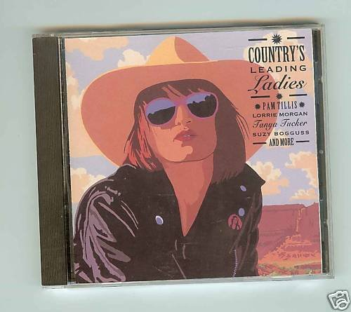 Country's Leading Ladies - Various Artists (CD 1994)
