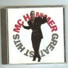 MC Hammer Greatest Hits  1996 CD