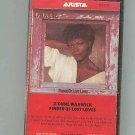 Dionne Warwick - Finder of Lost Loves - 1985 - CASSETTE
