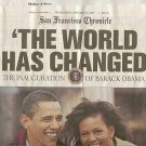 Barack Obama Inauguration - San Francisco Chronicle