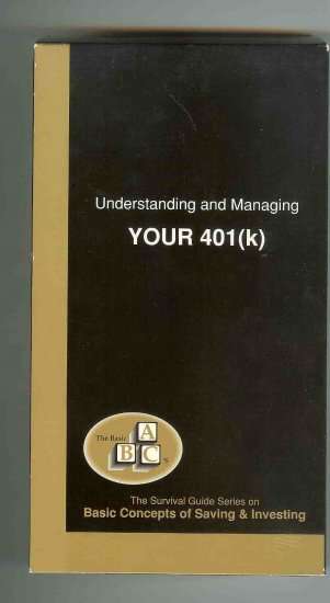 Understand and Manage Your 401(k)  VHS