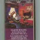 Claude Bolling Suite for Flute + Jazz Piano Trio (Casse