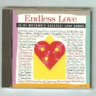 Endless Love - Motown's Greatest Love Songs CD