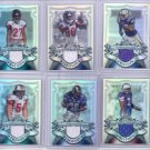 2007 BOWMAN STERLING JERSEY REFRACTOR ANDRE JOHNSON /199