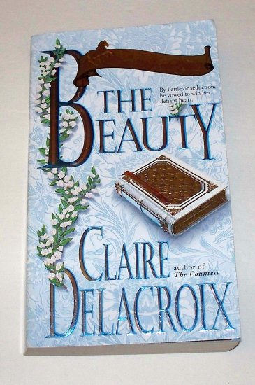 THE BEAUTY Claire Delacrox 2001 PB