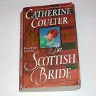 THE SCOTTISH BRIDE Catherine Coulter 2001 PB