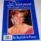 DIANA The People's Princess Vol 1 No 2 Magazine