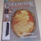July 1999 Antique Trader's COLLECTOR Magazine & Price Guide CAMEO WELLER LADY HEAD VASES