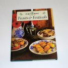 THE PORTMEIRION BOOK OF FEASTS & FESTIVALS Cookbook