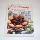 WILTON ENTERTAINING Appetizers to Desserts 1994 SC