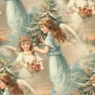 Rhinestone Iron On Hot Fix Transfer ANGEL WINGS FAIRY