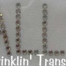 Rhinestone Transfer Iron On REALLY!?!