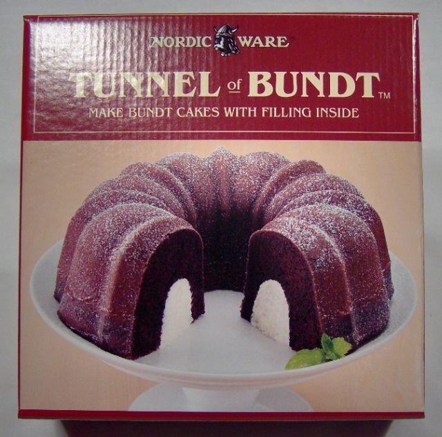 Tunnel of Bundt Cake Insert