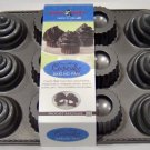 Cupcake Pan Cream Filled Cast Cake Mold