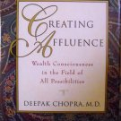 Creating Affluence,Deepak Chopra