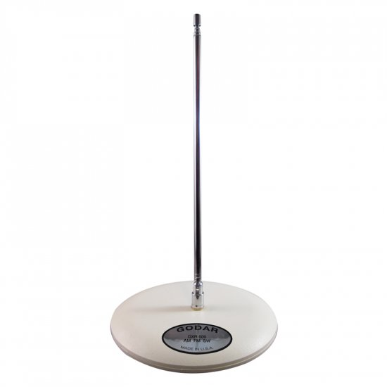 GODAR DXR-500 TELESCOPING WHIP AM FM SW INDOOR ANTENNA