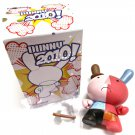 Dunny 2010! Cowboy Indian Vinyl Figure Michelle Valigura Collectible Adult Cartoon Bunny Blind Box