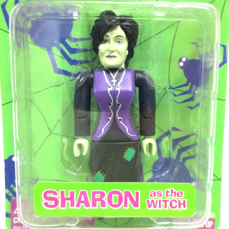Sharon Osbourne Vinyl Witch Figure Halloween Collectible Hard to Find Limited Edition NIB