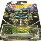 Hot Wheels 2015 Green Halloween Zombie What-4-2 Limited Edition Diecast Car Toy