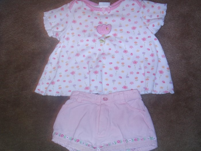 Infant Clothes for a girl 0-6 months