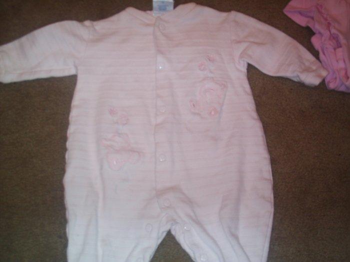 Infant Girls 0-6 months