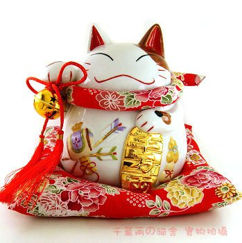 A0028- Genuine Japanese Million Lucky Cat Piggy Bank/ Gifts