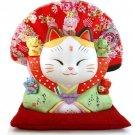 A0033 - Japan's Genuine kiln-color 絵 Pharmacist dress feng shui