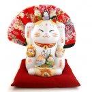 A0052 -Japan's Genuine kiln Lucky Cat Pharmacist