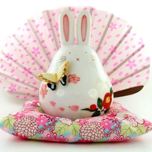 A0087 - Japanese flowering season of the Lok Tong Ceramic