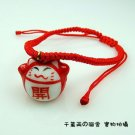A01520-Japanese Lucky Cat  Bracelet