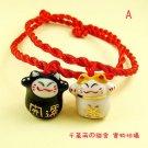 A0153-Japanese Lucky Cat  Bracelet