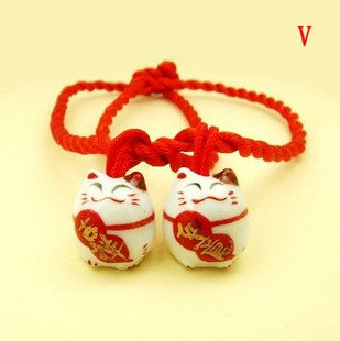 A0154-Japanese Lucky Cat  Bracelet