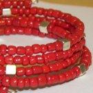 Big Red Bracelet