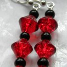 Red Hot Earrings