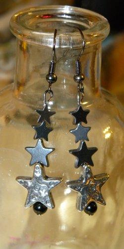 Shooting Stars Earrings