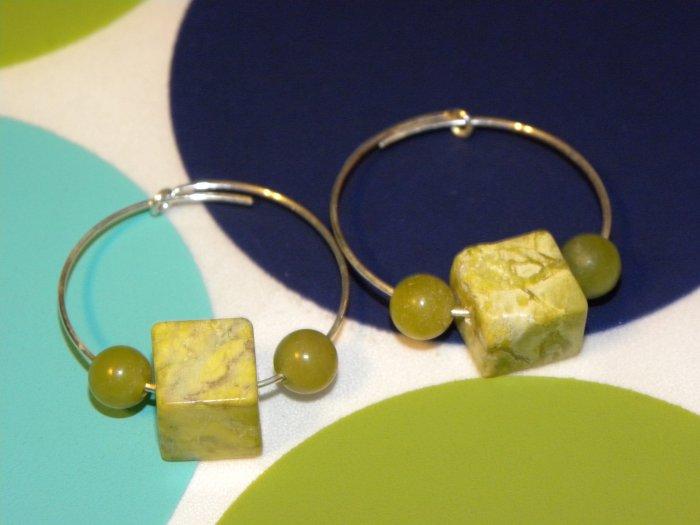 Limeon Earrings