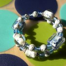 Cloud With A Silver Lining Bracelet