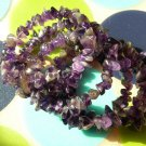 Peace And Wisdom Amethyst Gemstone Bracelet