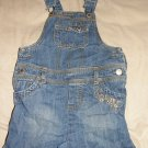 Girls size 3t Denim jumper