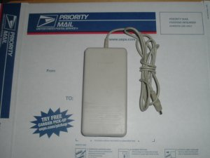 Toshiba PA2478U AC adapter power supply