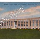 Vtg NOTRE DAME POSTCARD: Biology Bldg South Bend IN PC