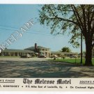 Vtg PROSPECT KY *THE MELROSE MOTEL* US 42 Postcard F75