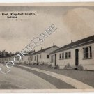 Vtg 1944 KINGSFORD HEIGHTS, IN  Chatham Boulevard F68