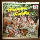 LP 33 HAWAIIAN HOLIDAY Leni Okehu & His Surfboarders