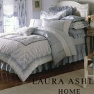 NEW Laura Ashley SOPHIA BED IN BAG 8 PC QUEEN SET
