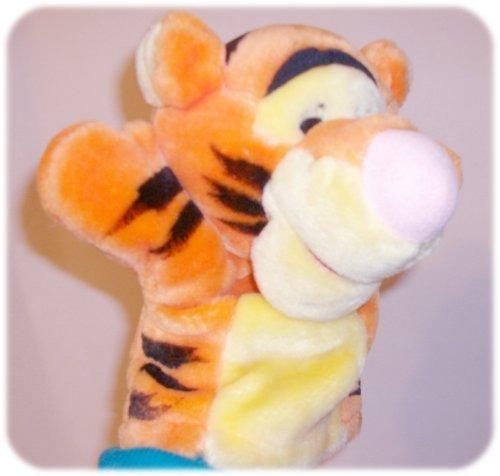 Disney TIGGER HAND PUPPET Nice!