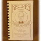 Recipes FRUGAL GOURMET JEFF SMITH Spiral COOKBOOK 1977
