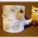 Sri Lanka HP OWL Collector Mug 1997 RARE Bergschrund